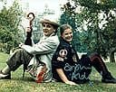 """Sophie Aldred """"ACE"""" DOCTOR WHO Genuine Signed Autograph 10 x 8 COA 2891"""