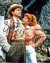"Sylvester McCoy ""The 7th Doctor"" DOCTOR WHO Genuine Signed Autograph 10 x 8 COA 683"