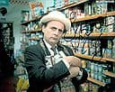 """Sylvester McCoy """"The 7th Doctor""""  DOCTOR WHO Genuine Signed Autograph 10x8 COA 682"""