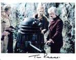 Tim Preece,  DOCTOR WHO Genuine Signed  Autograph 10 x 8 COA  11285