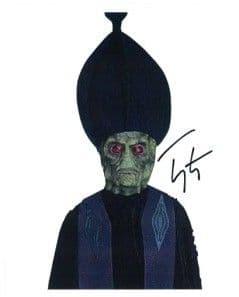 Toby Longworth voice of Lott Dod and Gragra in Star Wars Episode I: The Phantom Menace