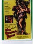 Vera Day  'The Woman Eater',  HORROR Genuine Signed Autograph 10 x 8 COA 2202