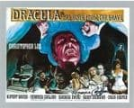 "Veronica Carlson HAMMER HORROR ""Dracula Has Risen from the Grave"" signed autograph 10 by 8 COA 5664"