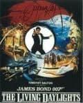 Virginia Hey (James Bond) - Genuine Signed Autograph 10X8 COA 7330