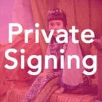 Zienia Merton - Personal Items - Private Signing