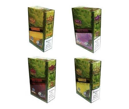 Juicy Jay's Enhanced Hemp Wraps Terpene Infused  2 Wraps Per Pack