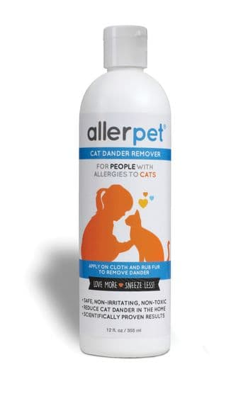 Allerpet for Cats, Cat Dander Remover
