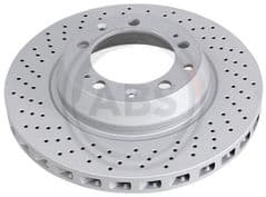 Brake Disc 911 (993) Rear 322x28mm