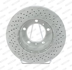Brake Disc Front 298x22mm