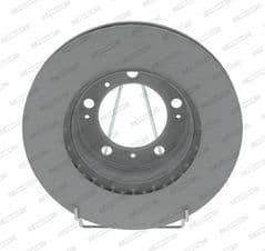 Brake Disc Front 298x24mm
