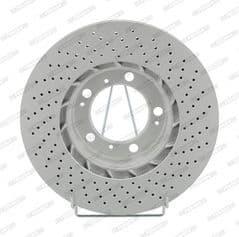 Brake Disc Front 318x28mmx