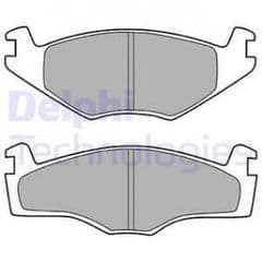 Brake Pads Front 239 x 20mm 1986-1989