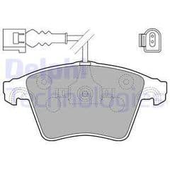 Brake Pads Front 333mm up to 08/2009