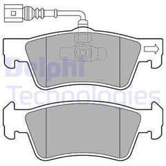 Brake Pads Rear 314x22mm