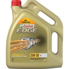CASTROL EDGE 5W-30 LL 4 Litre