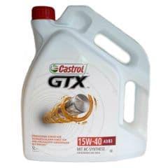 CASTROL GTX 15W-40 A3/B3 4 Litre