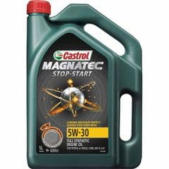 CASTROL MAGNATEC 5W-30 STOP-START A3/B4 5 Litre