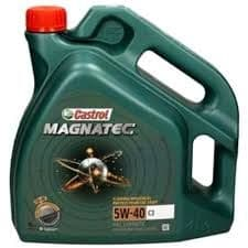 CASTROL MAGNATEC 5W-40 C3 4 Litre