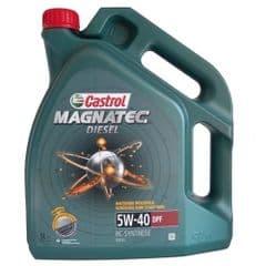 CASTROL MAGNATEC 5W-40 DIESEL DPF 5 Litre