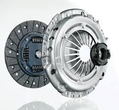 Clutch kit 2.5TDi