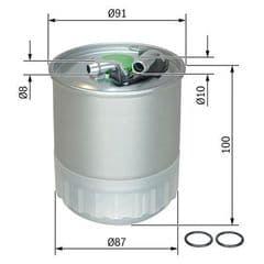 Fuel Filter 200CDi, 220CDi, 270CDi, 280CDi, 320CDi, 350CDi, 420CDi with water sensor connection