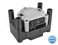 Ignition Coil (Models with Single Coil Pack)