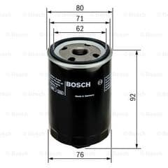 Oil Filter 1.4 16v