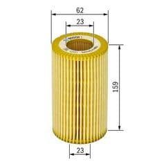 Oil Filter 180, 200, 200K, 220, 230, 230K, 280
