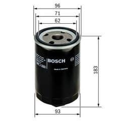 Oil Filter 2.5 Petrol