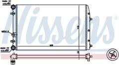 Radiator 1.2, 1.2 12v, 1.416v, 1.6 16v With Air Conditioning