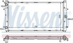 Radiator 1.9D 1X,  1.9TD ABL &  2.4D AAB