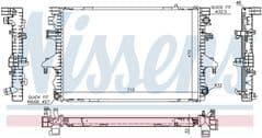 Radiator 2.5 TDI