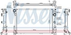 Radiator C180 C180CDi Manual Gearbox