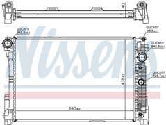 Radiator C63AMG