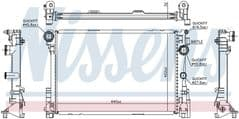 Radiator E200,  E250, E200CDi, E220CDi, E250CDi Automatic Gearbox