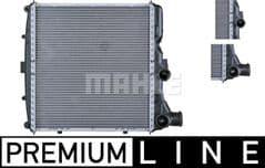 Radiator Left 987 Boxster & Cayman 2.7, 2.9, 3.2S & 3.4S