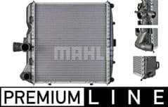 Radiator Right  987 Boxster & Cayman 2.7, 2.9, 3.2S & 3.4S