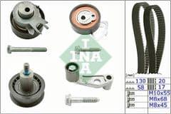 Timing Belt Kit 1.4 16v AHW & 1.4 16v AKQ