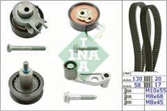 Timing Belt Kit 1.4 AHW & AKQ ARR APE AUA AQQ AUB BBY ANM APE