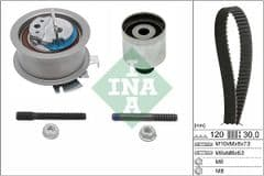 Timing Belt Kit 2.0 TDi