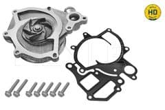 Water Pump 996 Carrera2/4/4S 3.6 M96.01, M96.04