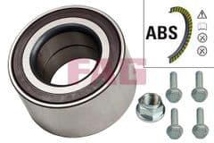 Wheel Bearing Kit Rear 986 Boxster 3.2S