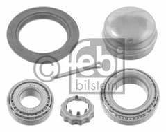 Wheel Bearing Kit Rear Axle