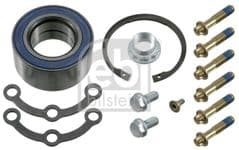 Wheel Bearing Kit Rear With Additional Components