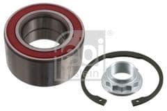 Wheel Bearing Kit Rear With Drum Brakes