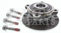 Wheel Hub With Bearing Kit Front