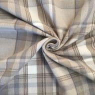 English Tartan Taupe