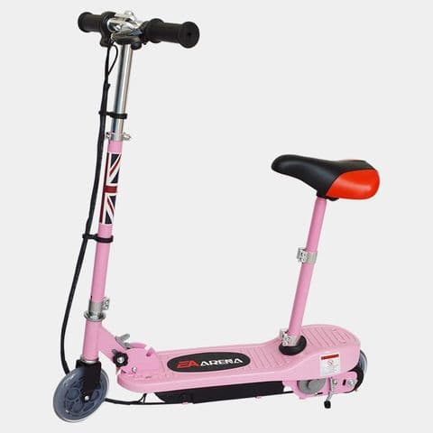 (Pink) Kids Electric Scooter