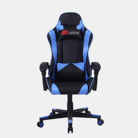 Gaming Chair without Footrest Blue
