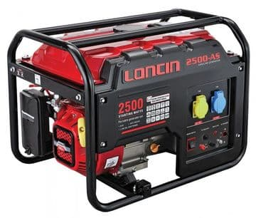 Loncin LC2500-AS AVR Generator Part No: LC2500-AS